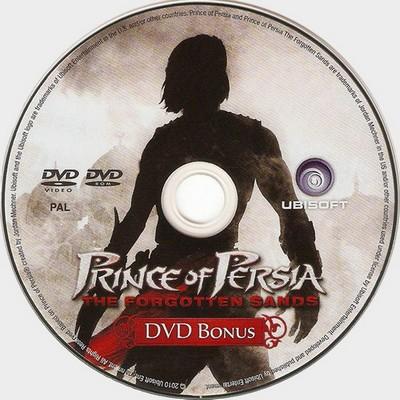 دانلود موسیقی متن بازی Prince of Persia: The Forgotten Sands