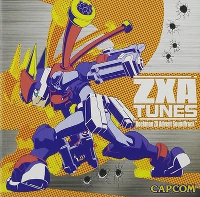 دانلود موسیقی متن بازی ZXA Tunes Rockman ZX Advent