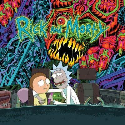 دانلود موسیقی متن سریال Rick and Morty