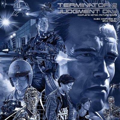 دانلود موسیقی متن فیلم Terminator 2: Judgment Day