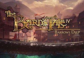 دانلود موسیقی متن فیلم The Bard's Tale IV: Barrows Deep, Vol. 1
