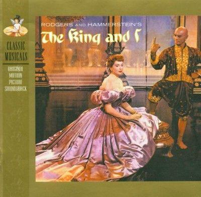 دانلود موسیقی متن فیلم The King and I