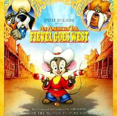 دانلود موسیقی متن فیلم An American Tail: Fievel Goes West – توسط James Horner