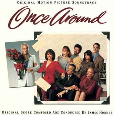 دانلود موسیقی متن فیلم Once Around – توسط James Horner