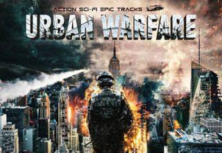 دانلود آلبوم موسیقی Urban Warfare: Action Sci-Fi Epic Tracks توسط Atom Music Audio