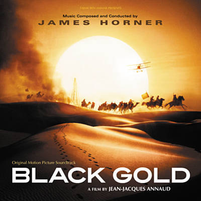 دانلود موسیقی متن فیلم Black Gold – توسط James Horner
