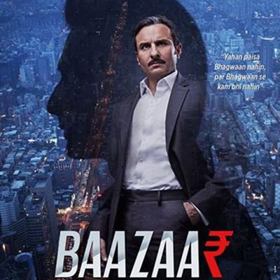 دانلود موسیقی متن فیلم Baazaar – توسط Saif Ali Khan, Rohan Mehra, Radhika A