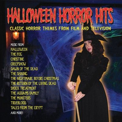 دانلود موسیقی متن فیلم Halloween Horror Hits I-II