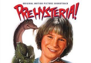 دانلود موسیقی متن فیلم Prehysteria!
