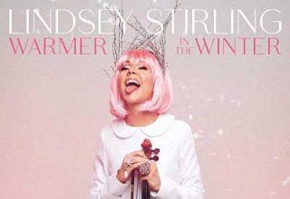 دانلود آلبوم موسیقی Warmer In The Winter توسط Lindsey Stirling