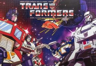 دانلود موسیقی متن سریال 80S TV Classics - Music From Transformers