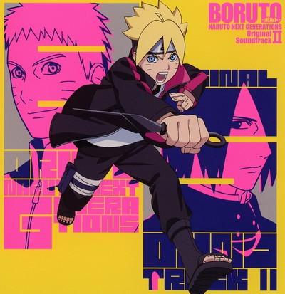 دانلود موسیقی متن انیمه Boruto: Naruto Next Generations