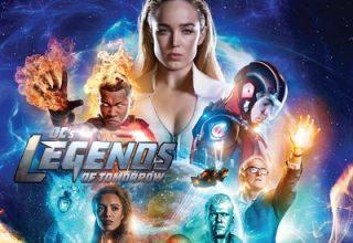 دانلود موسیقی متن سریال DC's Legends of Tomorrow: Season 3