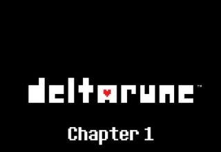 دانلود موسیقی متن بازی Deltarune: Chapter 1