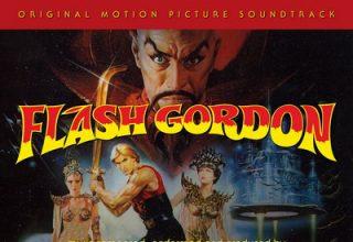 دانلود موسیقی متن فیلم Flash Gordon
