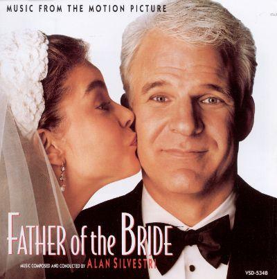 دانلود موسیقی متن فیلم Father Of The Bride – توسط Alan Silvestri