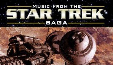 دانلود موسیقی متن سریال Music from the Star Trek Saga Vol. 1-2