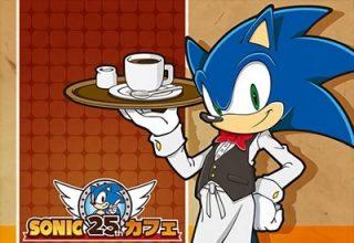 دانلود موسیقی متن بازی Sonic 25th Cafe Selection