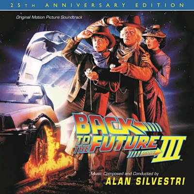 دانلود موسیقی متن فیلم Back To The Future Part III: 25th Anniversary – توسط Alan Silvestri