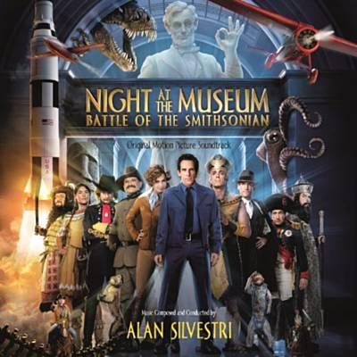 دانلود موسیقی متن فیلم Night At The Museum: Battle Of The Smithsonian – توسط Alan Silvestri