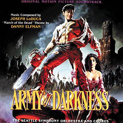 دانلود موسیقی متن فیلم Army Of Darkness – توسط Joseph LoDuca