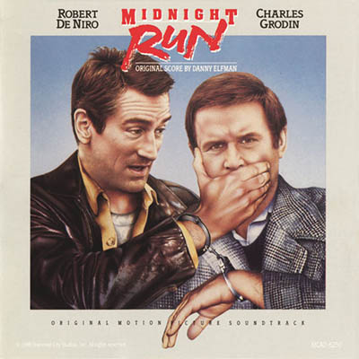 دانلود موسیقی متن فیلم Midnight Run – توسط Danny Elfman