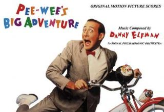 دانلود موسیقی متن فیلم Pee-wee's Big Adventure / Back To School – توسط Danny Elfman