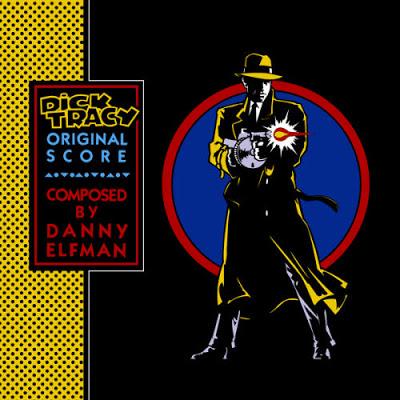 Dick Tracy (Original Score) Danny Elfman