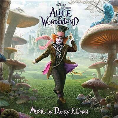 دانلود موسیقی متن فیلم Alice in Wonderland – توسط Danny Elfman