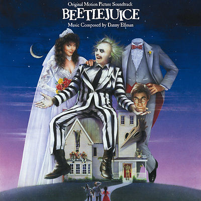 دانلود موسیقی متن فیلم Beetlejuice – توسط Danny Elfman