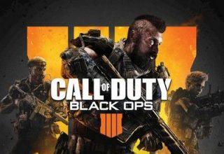 دانلود موسیقی متن فیلم Call of Duty: Black Ops 4
