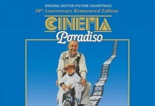 دانلود موسیقی متن فیلم Cinema Paradiso