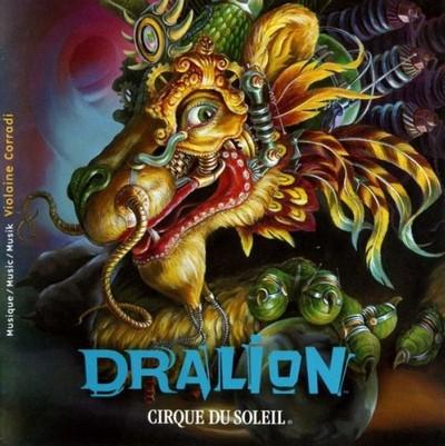 دانلود موسیقی متن فیلم Dralion