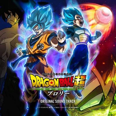 دانلود موسیقی متن انیمه Dragon Ball Super: Broly
