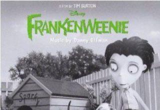 دانلود موسیقی متن فیلم Frankenweenie – توسط Danny Elfman