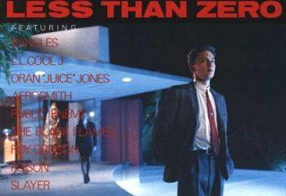 دانلود موسیقی متن فیلم Less Than Zero