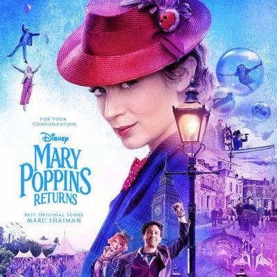 دانلود موسیقی متن فیلم Mary Poppins Returns