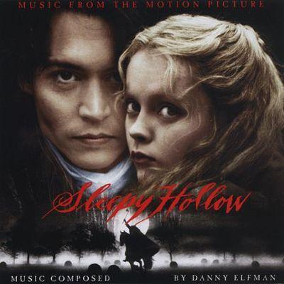دانلود موسیقی متن فیلم Sleepy Hollow – توسط Danny Elfman