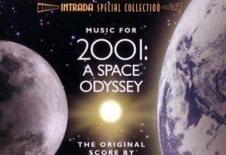 دانلود موسیقی متن فیلم 2001: A Space Odyssey