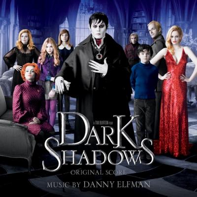 دانلود موسیقی متن فیلم Dark Shadows: Original Score – توسط Danny Elfman