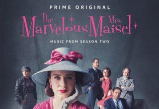 دانلود موسیقی متن سریال The Marvelous Mrs. Maisel: Season 2