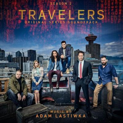 دانلود موسیقی متن سریال Travelers: Season 2