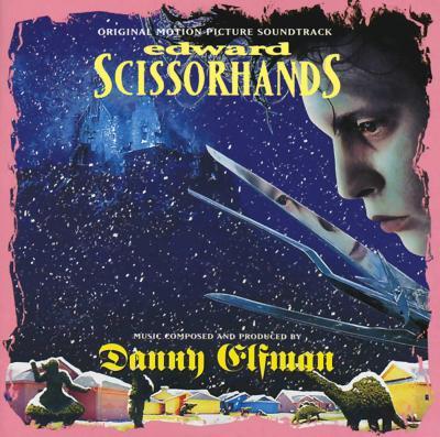 دانلود موسیقی متن فیلم Edward Scissorhands – توسط Danny Elfman