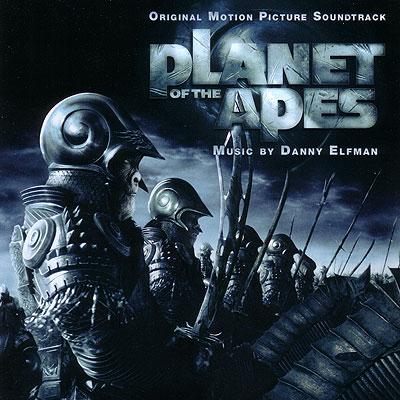 دانلود موسیقی متن فیلم Planet of the Apes – توسط Danny Elfman