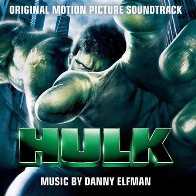 دانلود موسیقی متن فیلم Hulk – توسط Danny Elfman