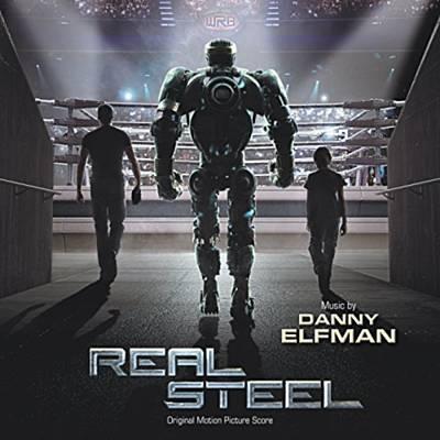دانلود موسیقی متن فیلم Real Steel – توسط Danny Elfman