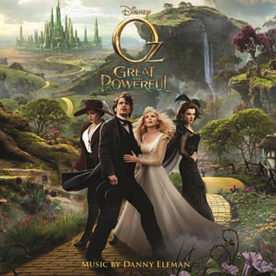دانلود موسیقی متن فیلم Oz The Great And Powerful – توسط Danny Elfman