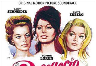 دانلود موسیقی متن فیلم Boccaccio '70 – توسط Nino Rota, Armando Trovajoli, Piero Umiliani