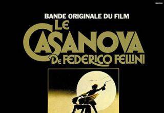 دانلود موسیقی متن فیلم Il Casanova di Federico Fellini – توسط Nino Rota