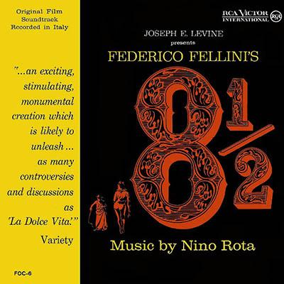 دانلود موسیقی متن فیلم Otto e Mezzo – توسط Nino Rota